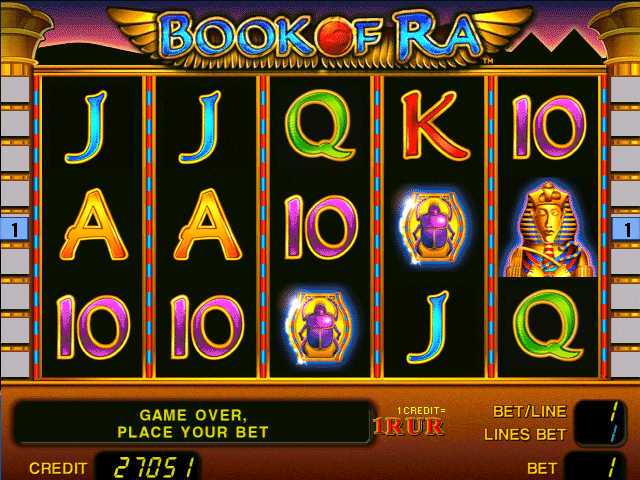 play online casino slots slot book of ra free